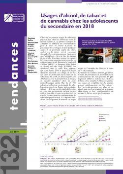 Tendances - OFDT - Résultats EnCLASS 2018